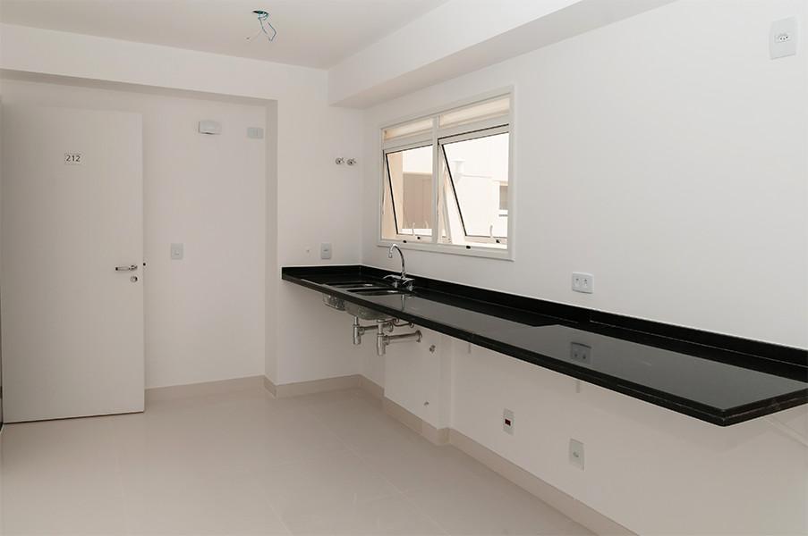 Torre B Cozinha apartamento 212