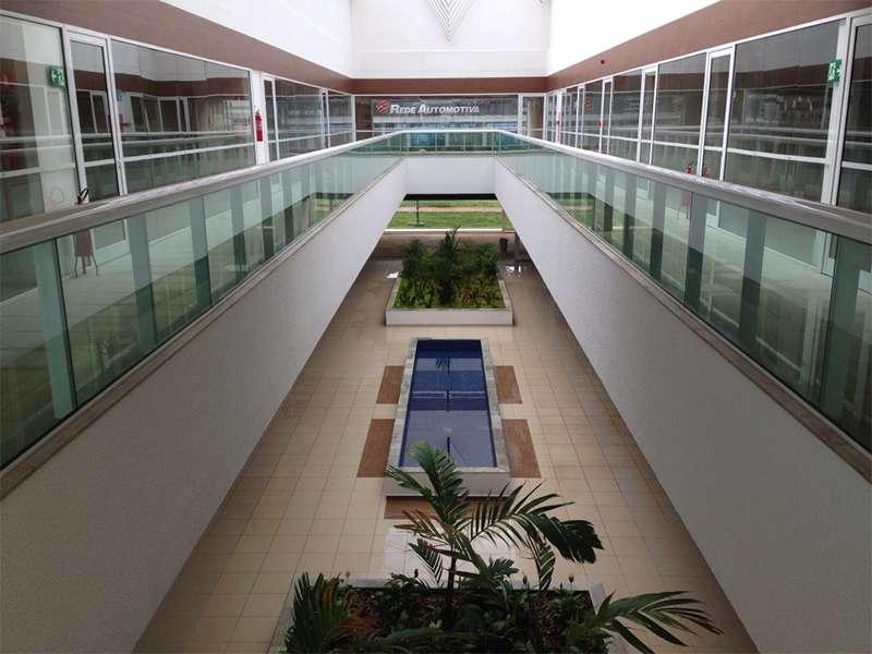 Área interna comercial
