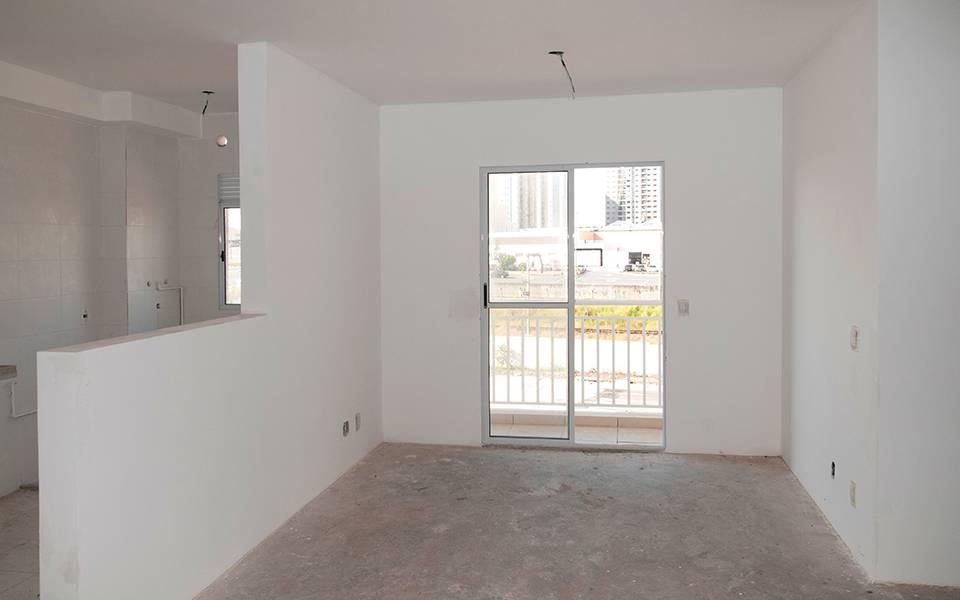 Sala apartamento 32 Torre 4