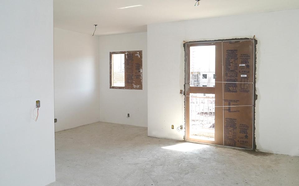 Sala do apartamento 11 (Torre 4)