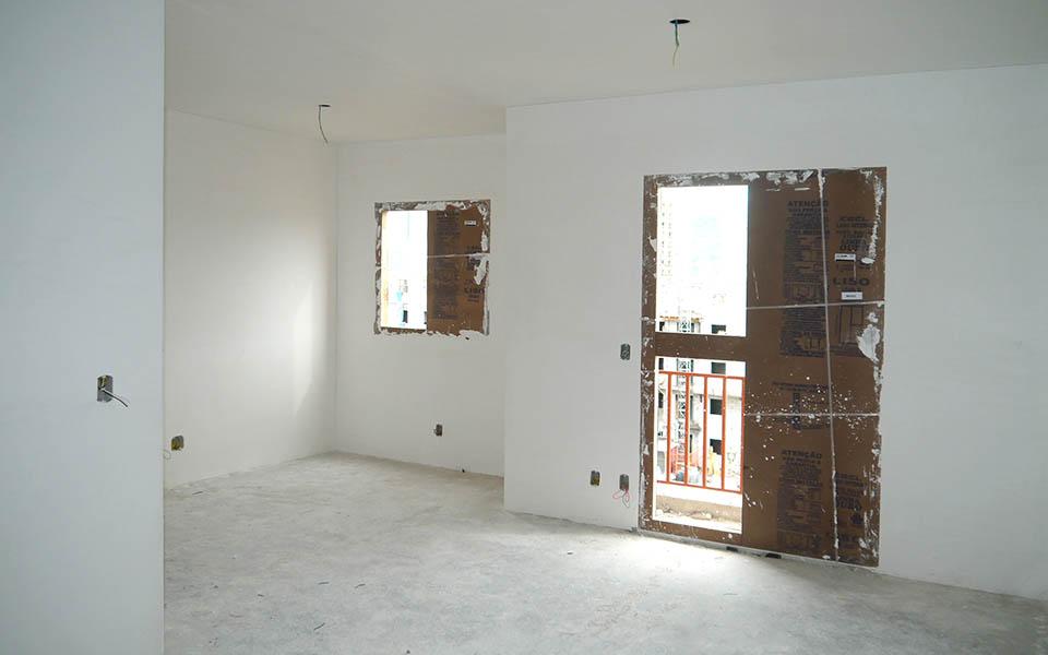 Torre 4, apartamento 41, sala