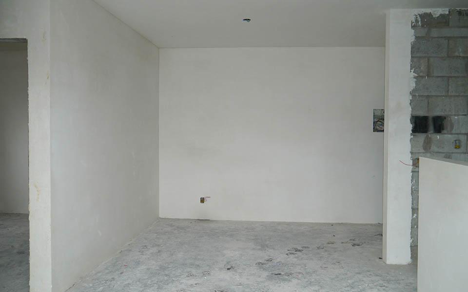 Torre 4, apartamento 52, sala