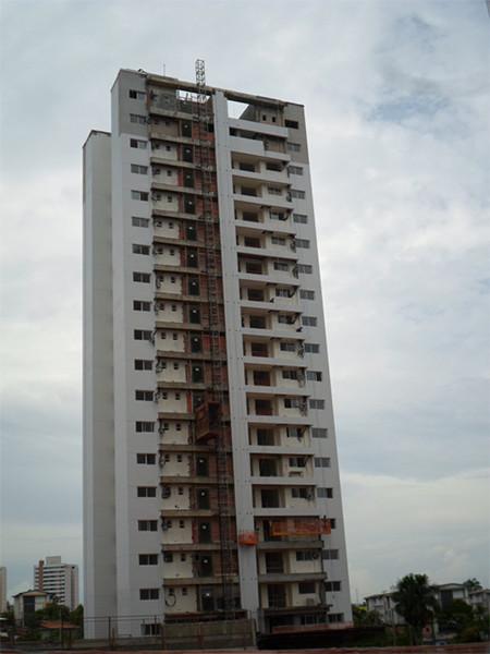 Torre 5 Fachada