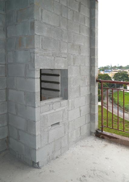 Torre B Churrasqueira apartamento 141