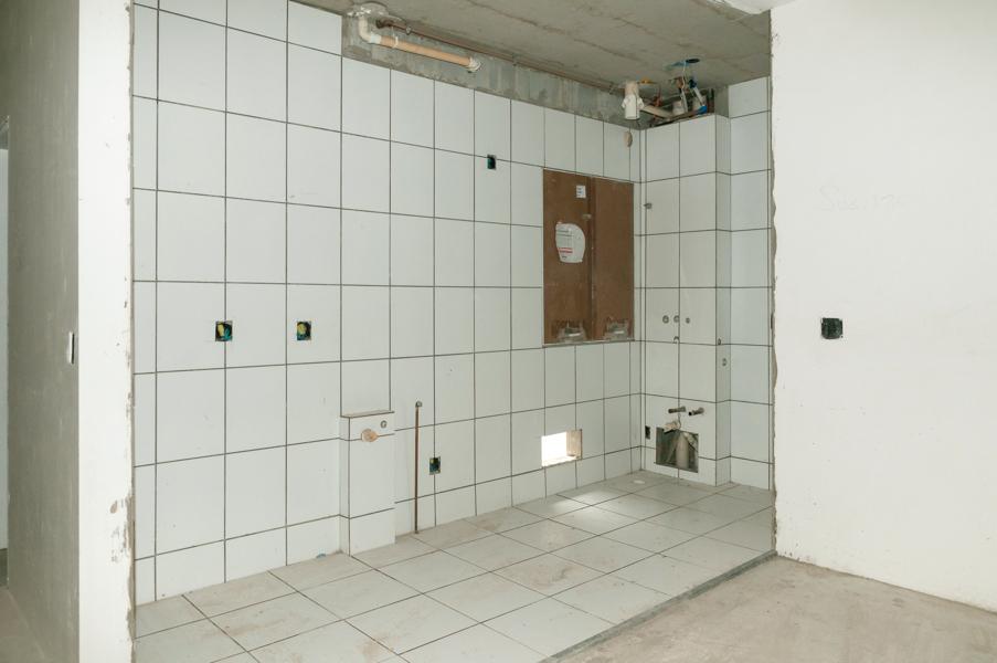 Torre 1 Cozinha apartamento 83