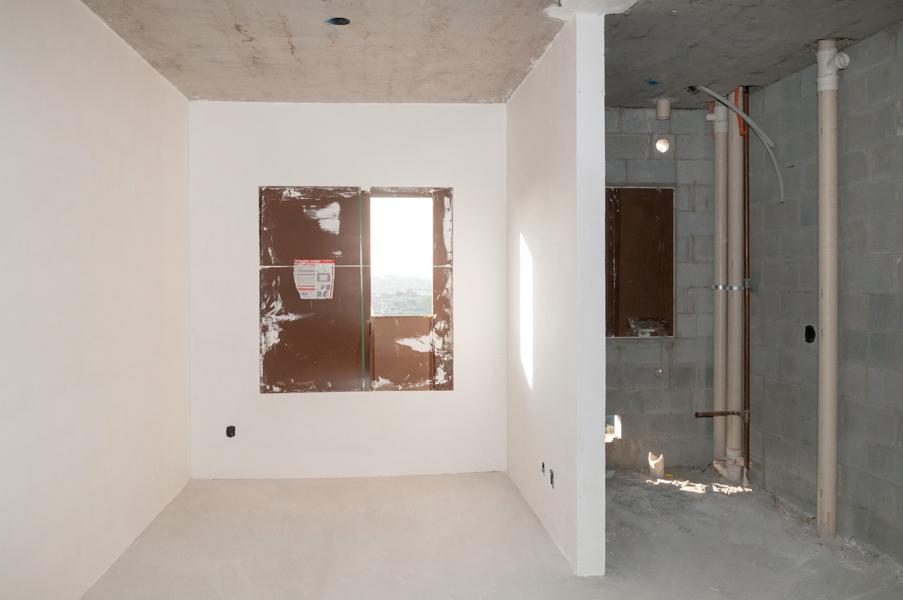 Torre 1 Sala cozinha apartamento 134