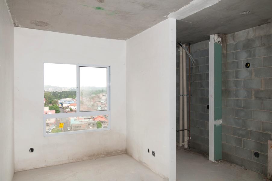 Torre 4 Sala cozinha apartamento 158