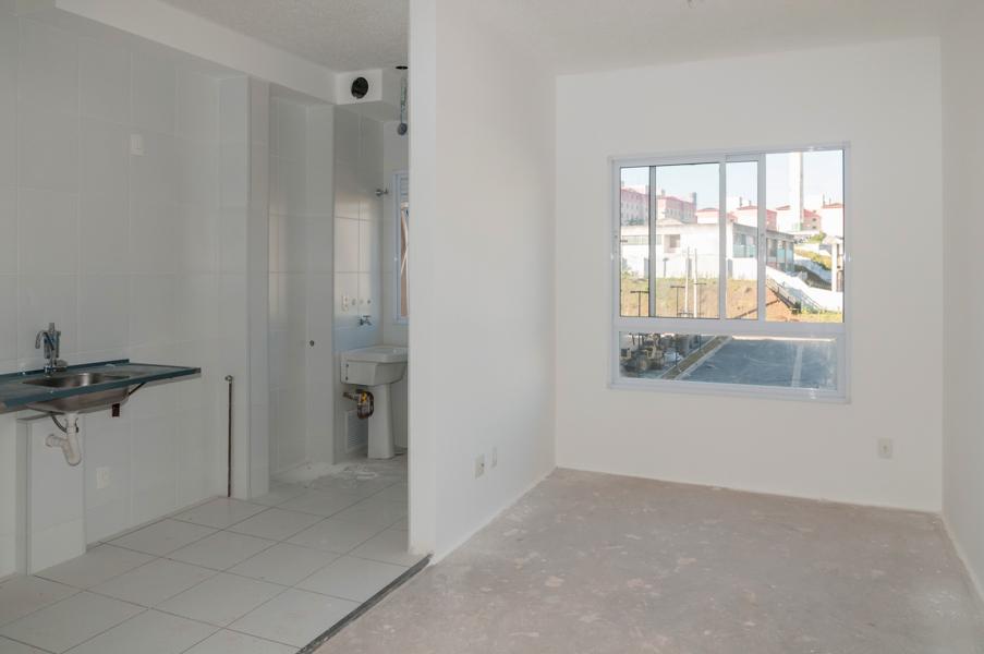 Torre 4 Sala cozinha apartamento 21