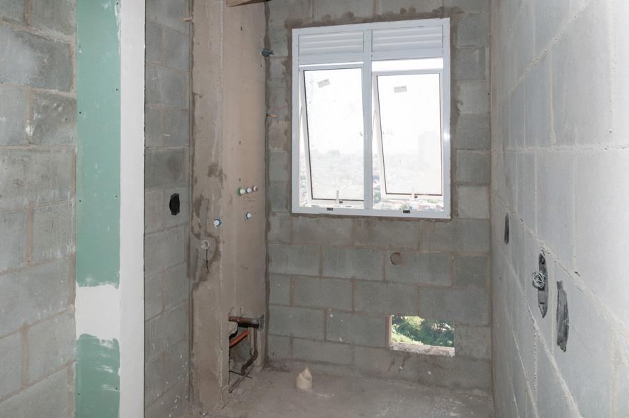 Torre 6 Área de serviço apartamento 136