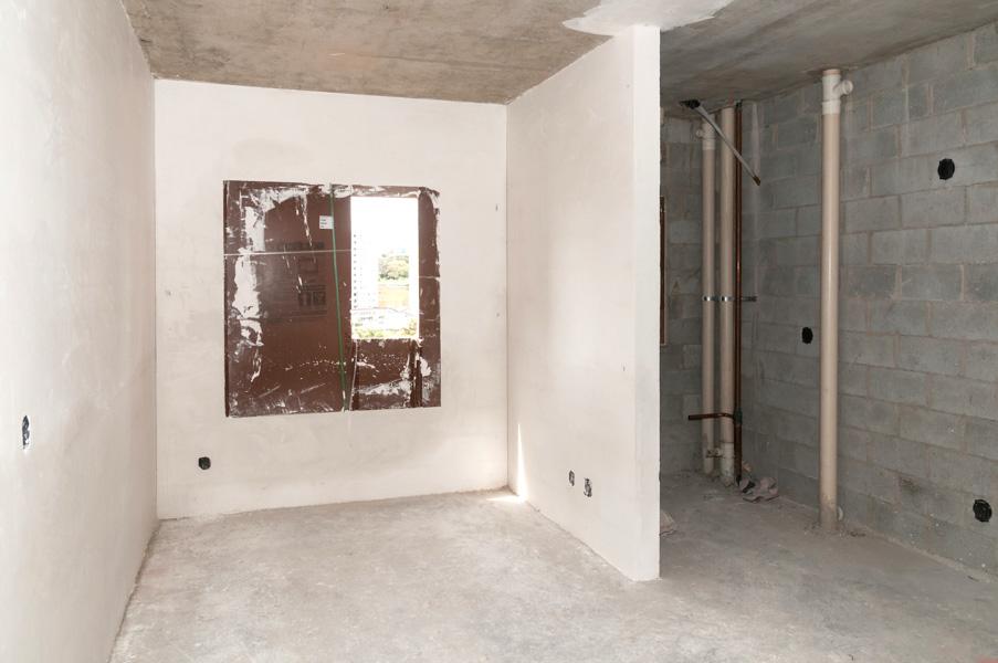 Torre 6 Sala cozinha apartamento 44