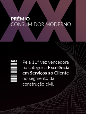 TECNISA vence o Prêmio Consumidor Moderno pela 11ª vez