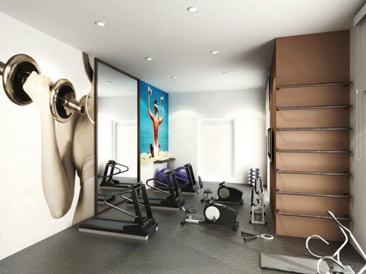 Sugestão de fitness