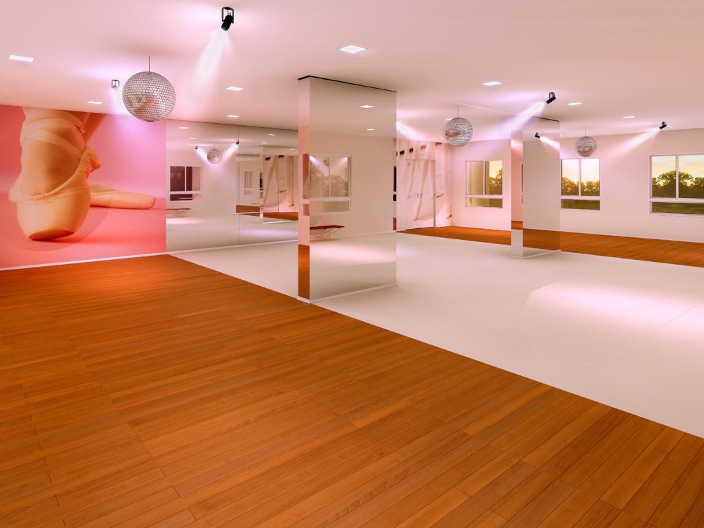 Aula de dança
