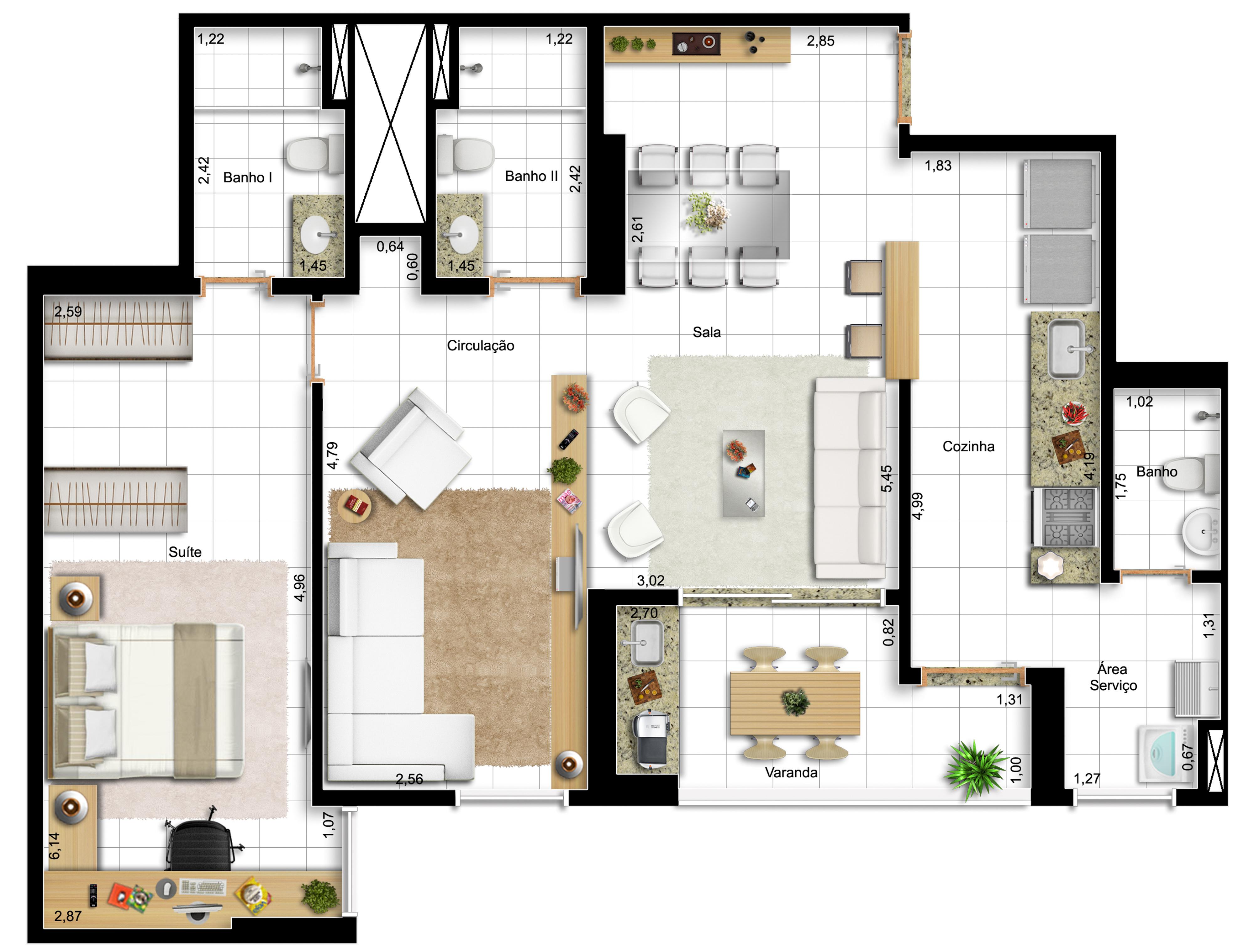 Plantas De Casas Com Sala E Cozinha Americana Oppenau Info
