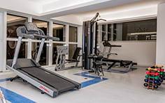 Área Fitness - Residence Centro Cívico - Tecnisa
