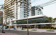 Fachada - Residence Centro Cívico - Tecnisa