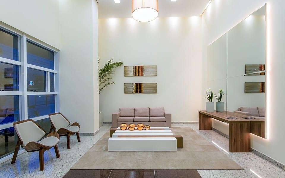 Hall de Entrada - Residence Centro Cívico - Tecnisa