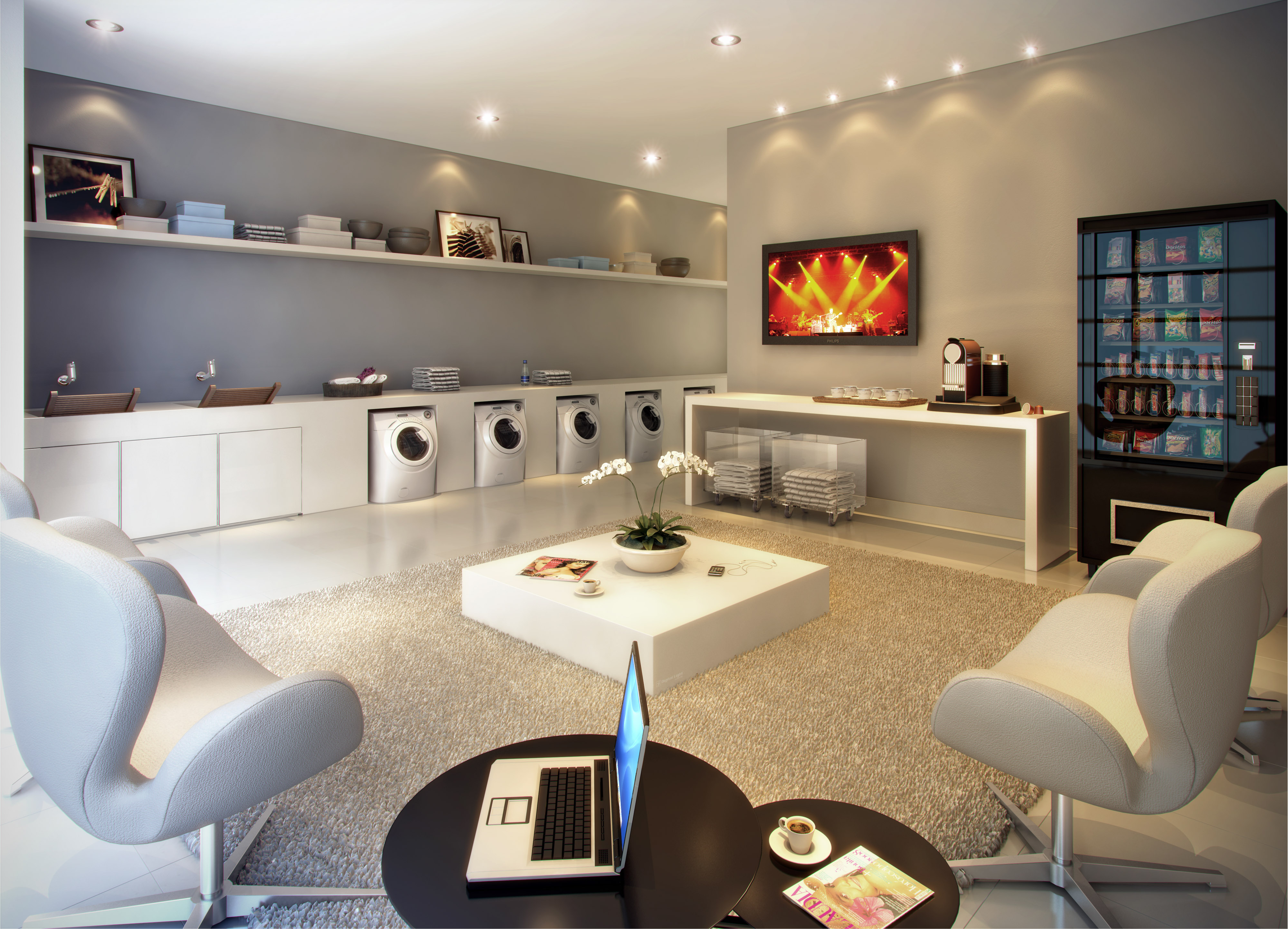 Loundry'n'lounge