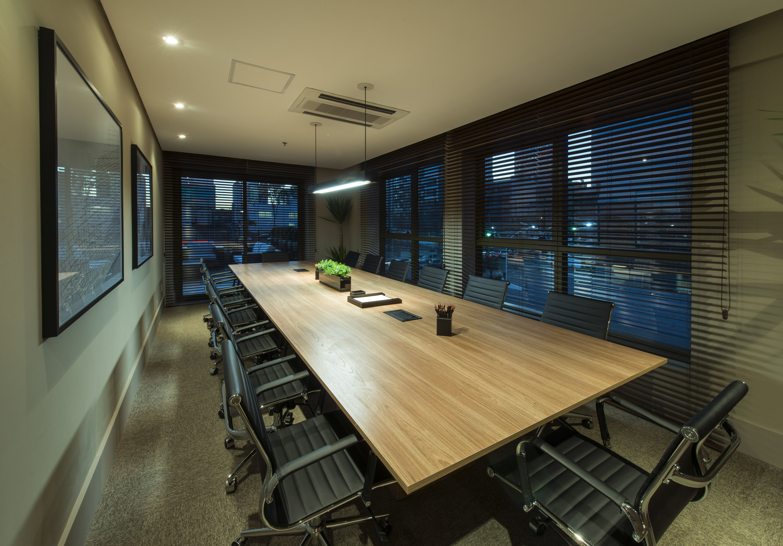 Salas de reunião