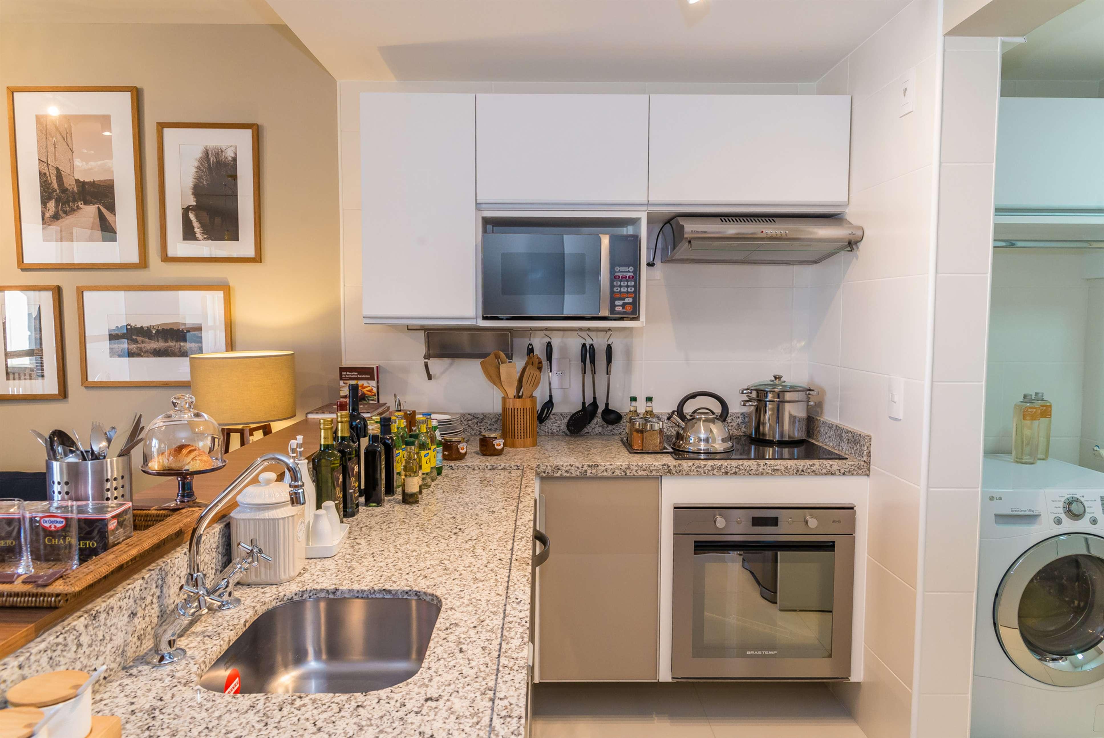 Apartamento Decorado Cozinha Americana Decorados Pequenos U Veja