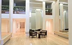 Hall de entrada do residencial - HUB - Home - Tecnisa