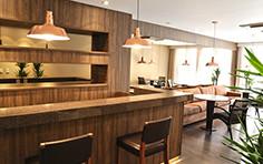 Coffe Lounge - HUB - Business - Tecnisa