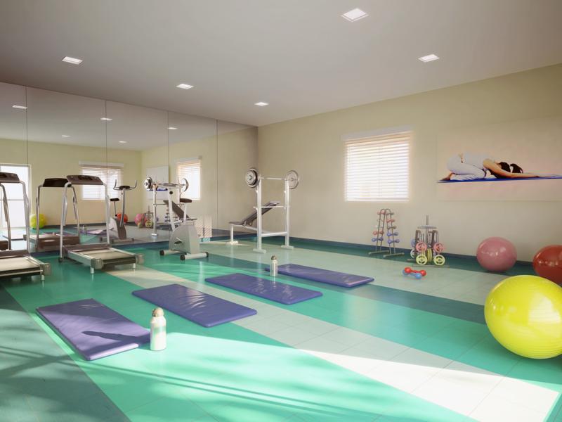 Fitness Indoor