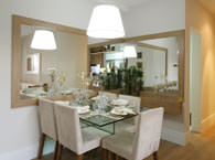 Sala de jantar - Flex Jundiaí II - Tecnisa