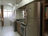 Cozinha e área de serviço - Flex Jundiaí II - Tecnisa