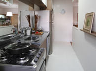 Cozinha - Flex Jundiaí II - Tecnisa