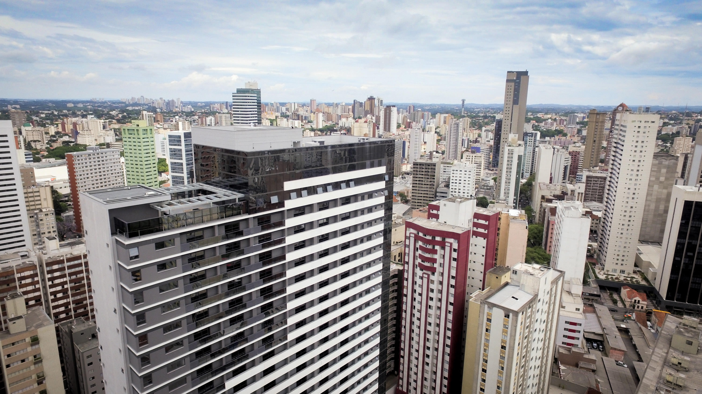 Vista aérea do The Five