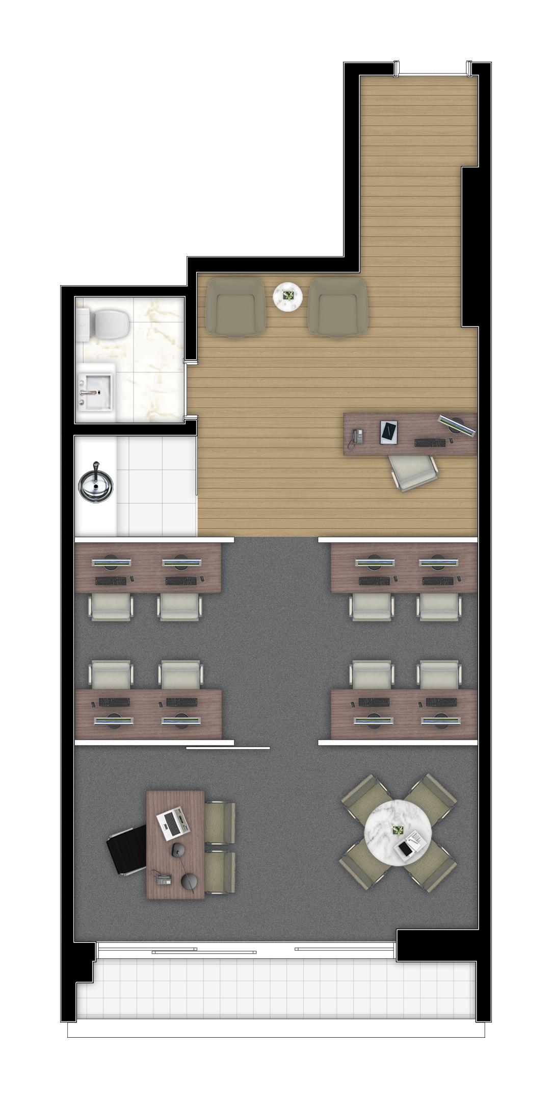 50,08 m² - Final 14