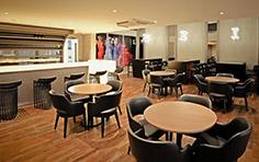Bar de tapas - The Five Home - Tecnisa