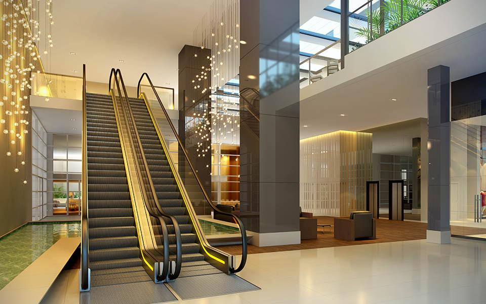 Hall Acesso  hotel e residencial