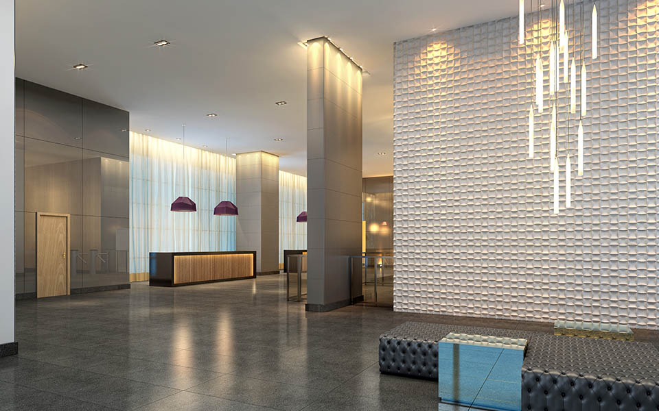 Hall Torre Comercial