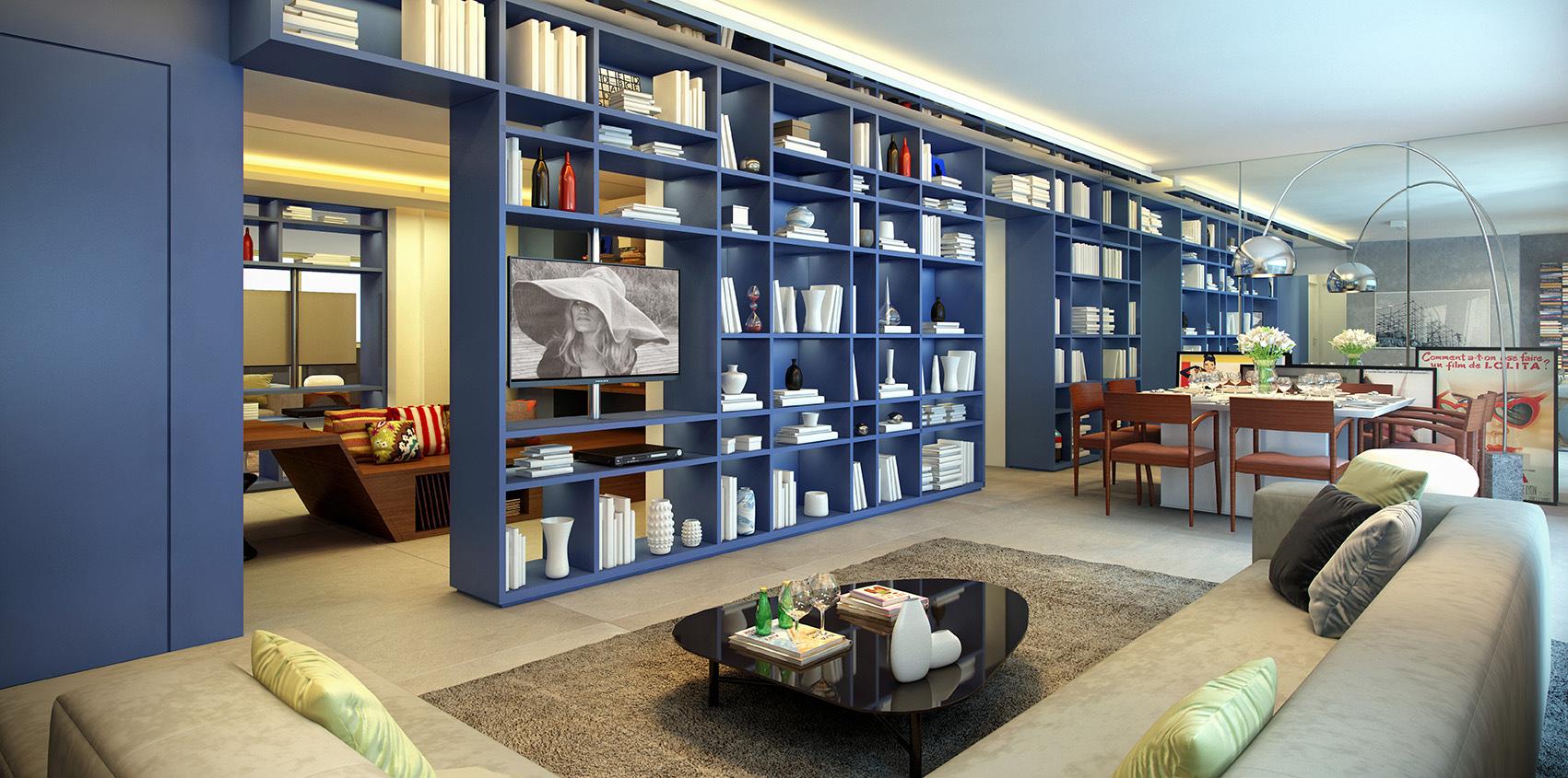 Living - 159 m²