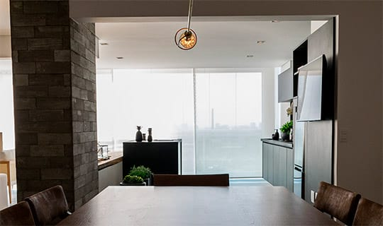 Decorado 241 m²   Sala de jantar - Reserva Manacá - Tecnisa