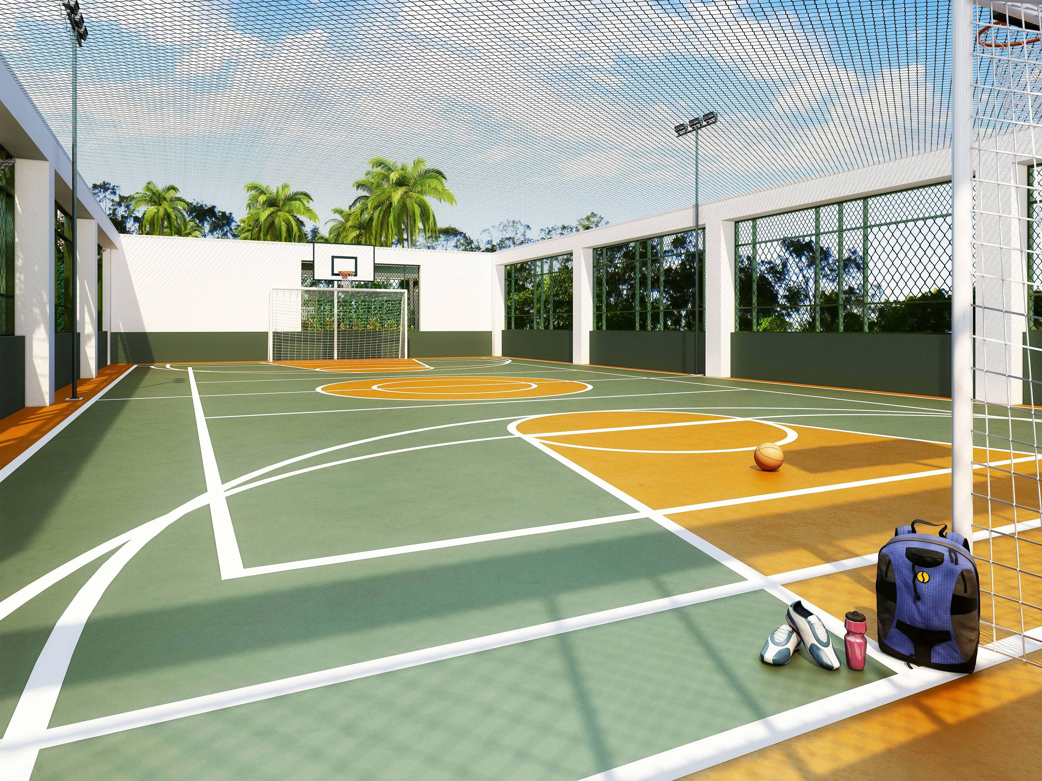 Área de Jogos