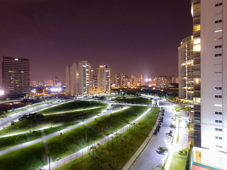 Parque Jardim das Perdizes com Corporate Time