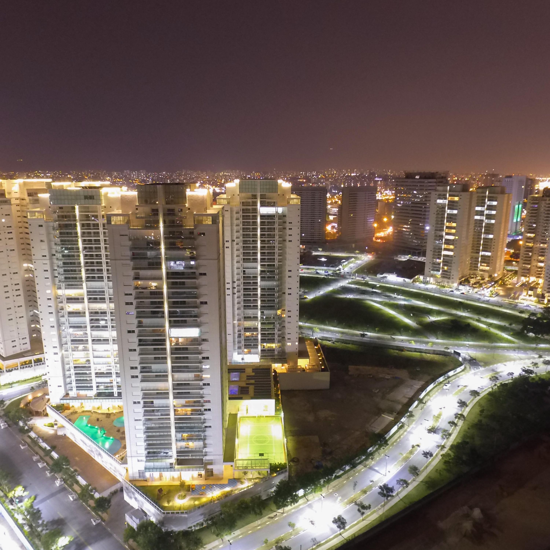 Parque Jardim das Perdizes e condomínios