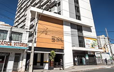 Fachada - Novo Centro Curitiba - Tecnisa