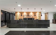 Hall de Entrada - Novo Centro Curitiba - Tecnisa