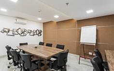 Sala de reunião - Novo Centro Curitiba - Tecnisa