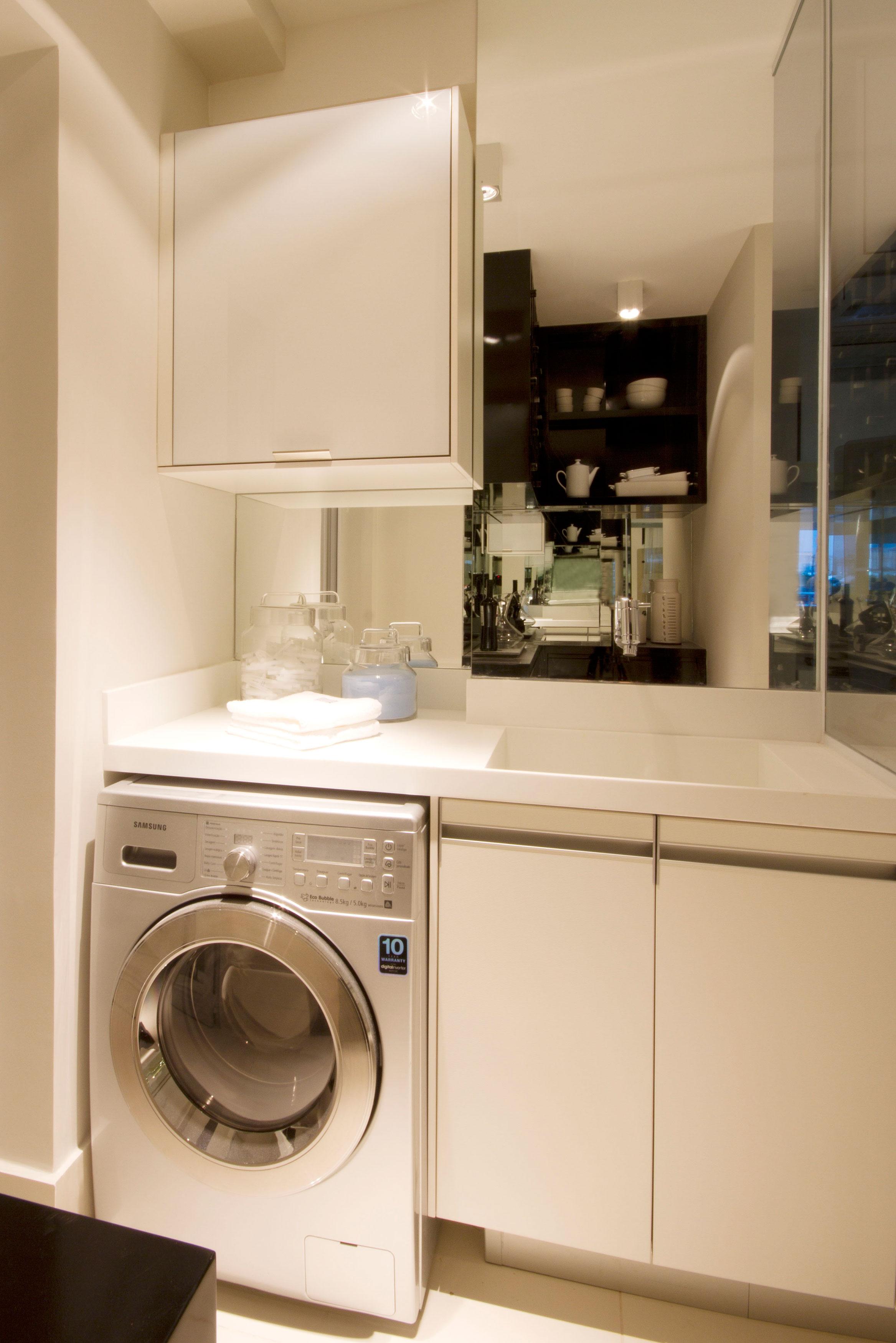 108 m² - Área de serviço