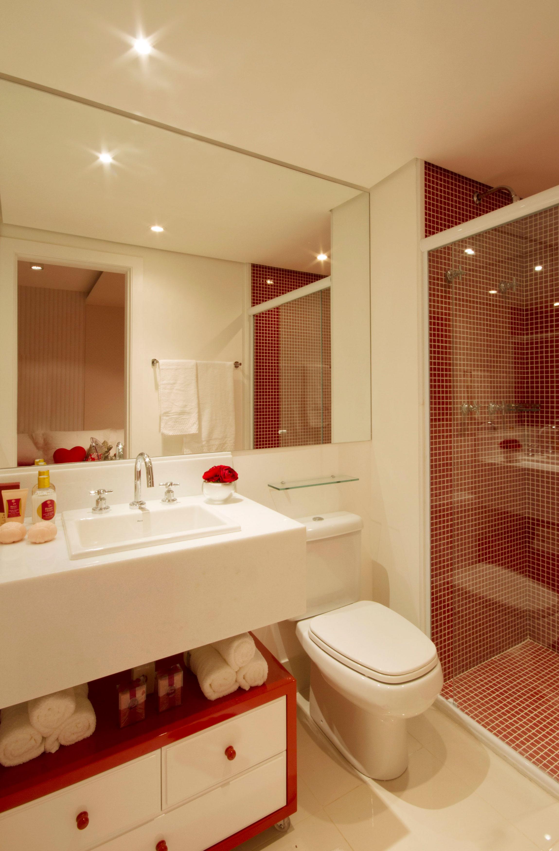 108 m² - Banheiro da menina