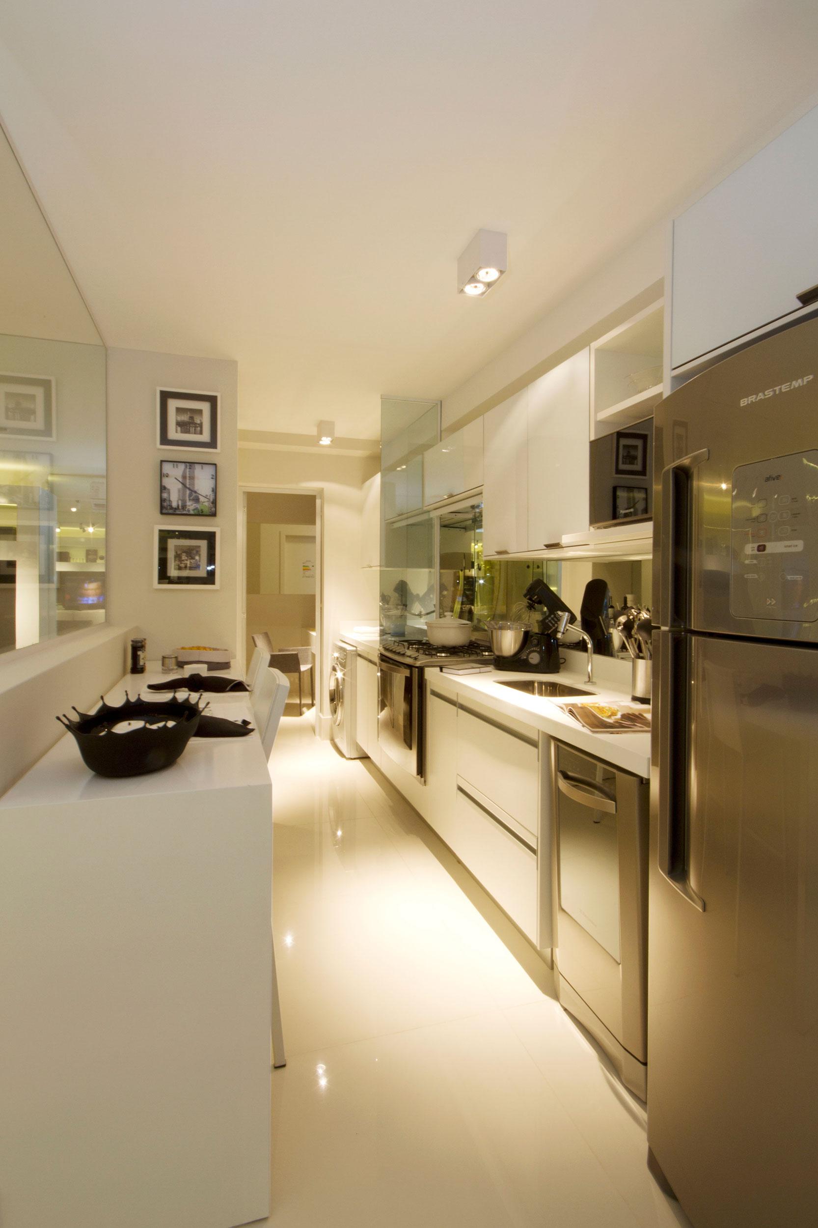 108 m² - Cozinha