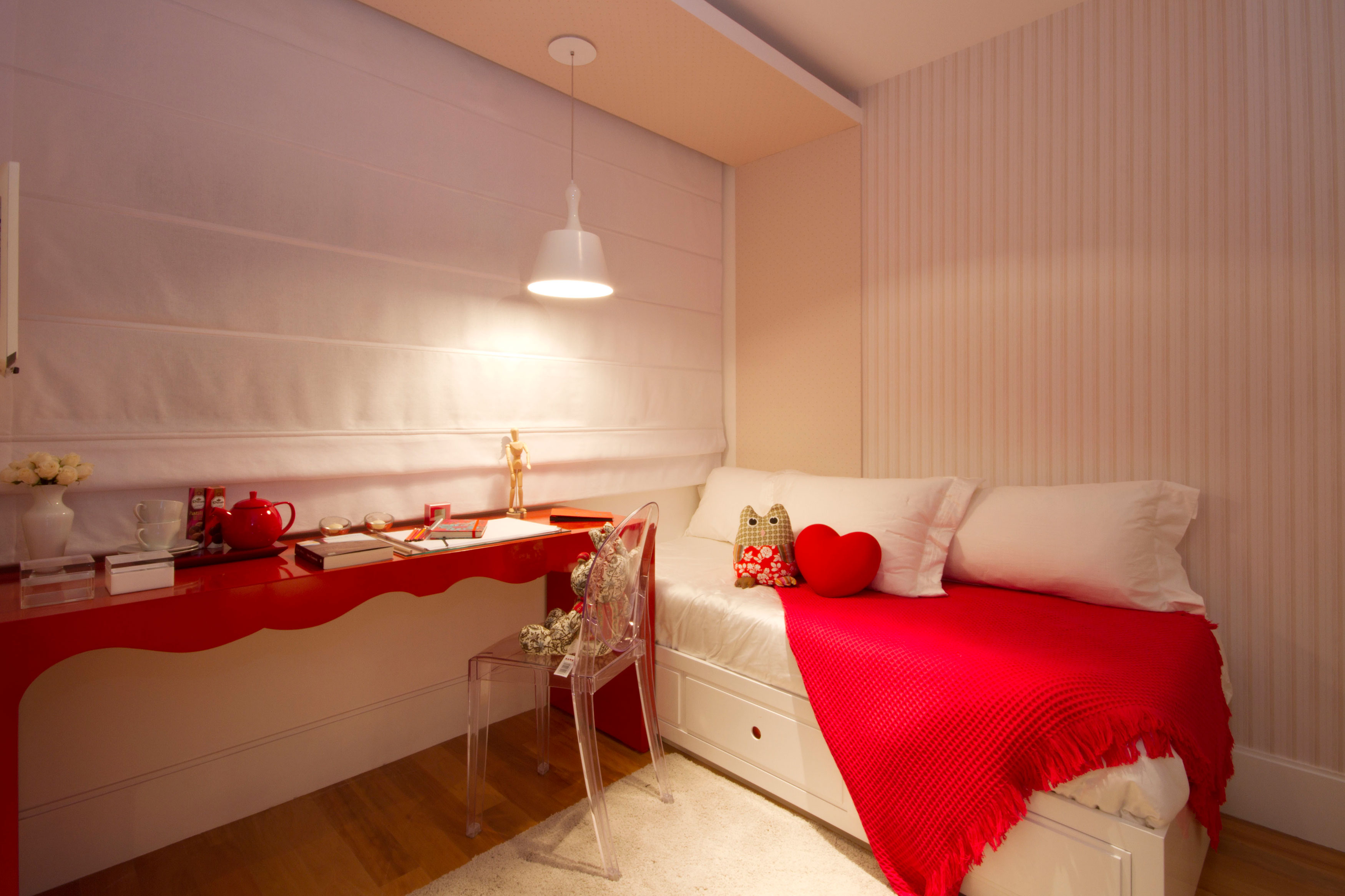 108 m² - Suíte da menina