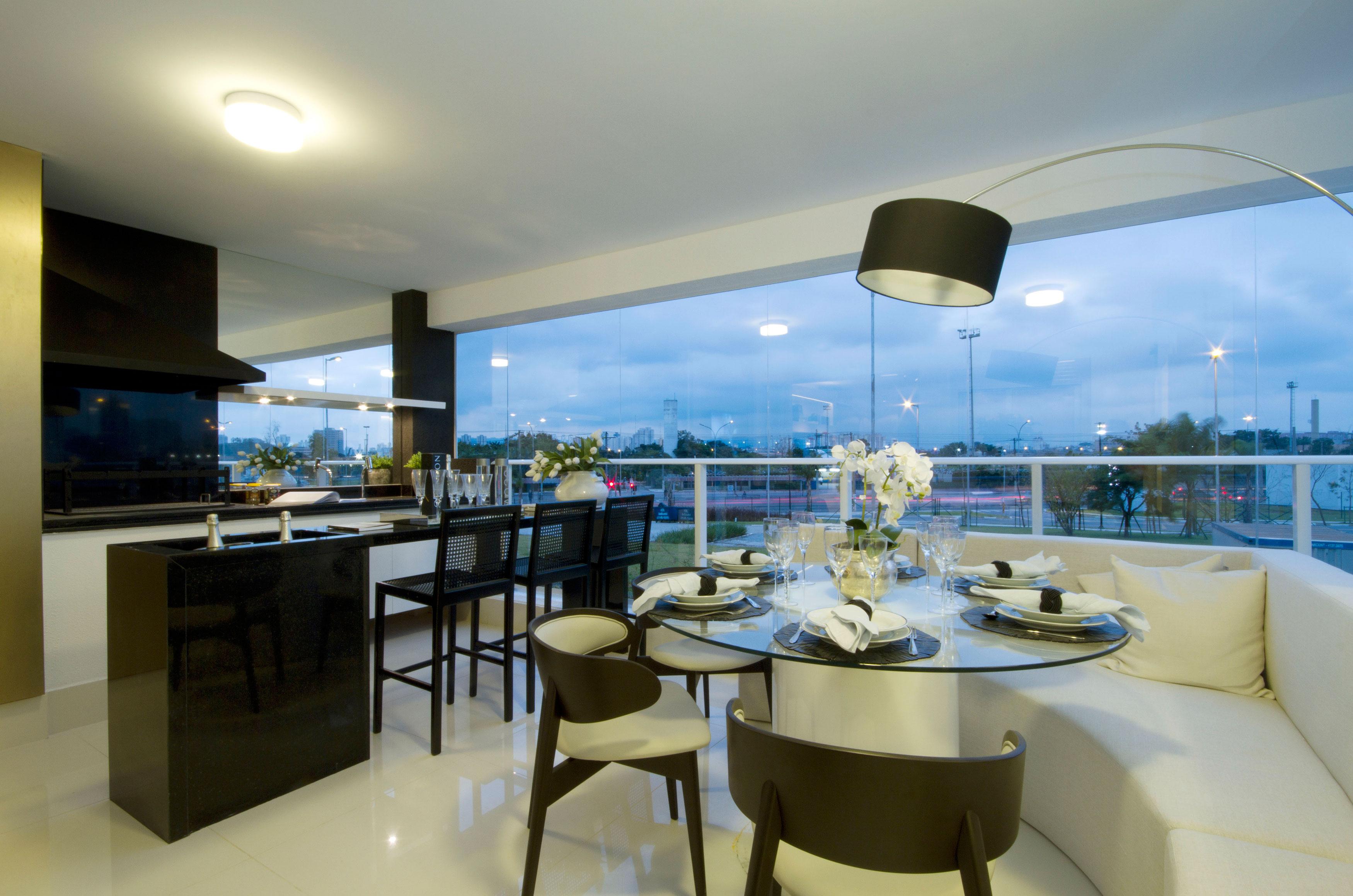 108 m² - Terraço