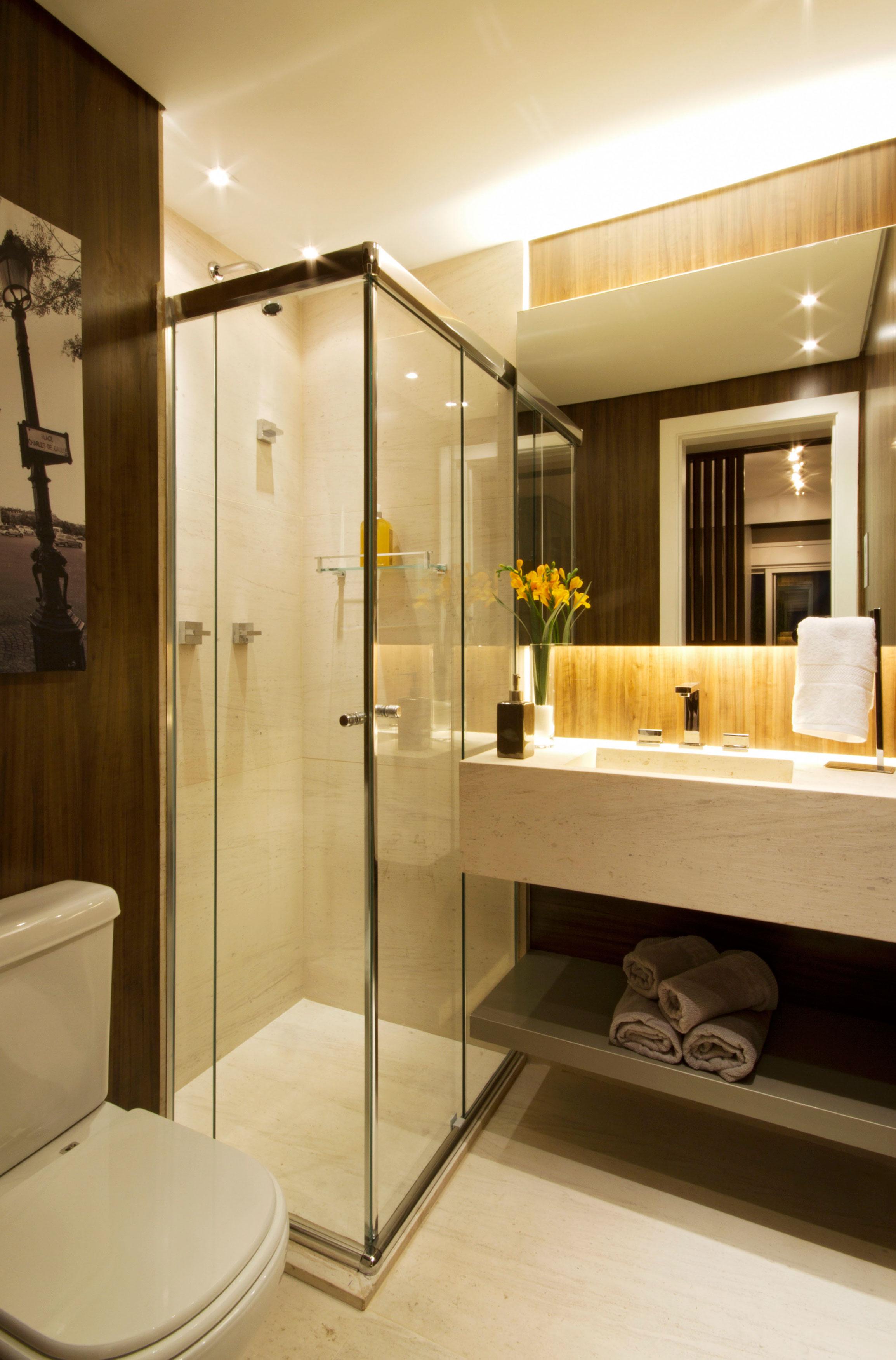 79 m² - Banheiro social