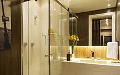 79 m² - Banheiro social - Recanto Jacarandá - Tecnisa